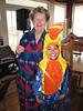 Grandma and Stefi Duck -- April 2009