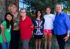 Stefi, Mary, Dena, Niki, Maddy & Ilene at The Stone House